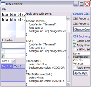 css-swt-editor