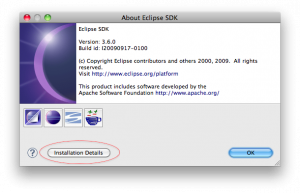 About Eclipse SDK