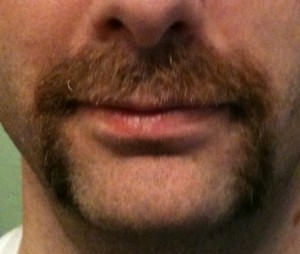 Day 20 of Movember