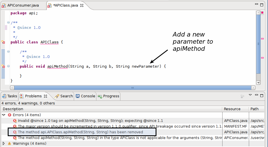 eclipse json tools how to use