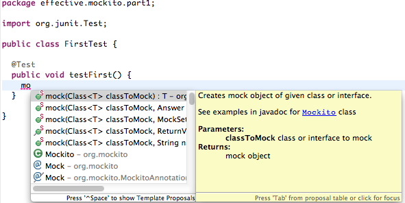 Effective Mockito Part 1 - EclipseSource