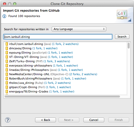 Tips and Tricks: Using Eclipse with GitHub - EclipseSource