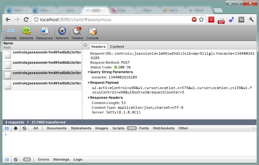 Debugging JavaScript on Android and iOS