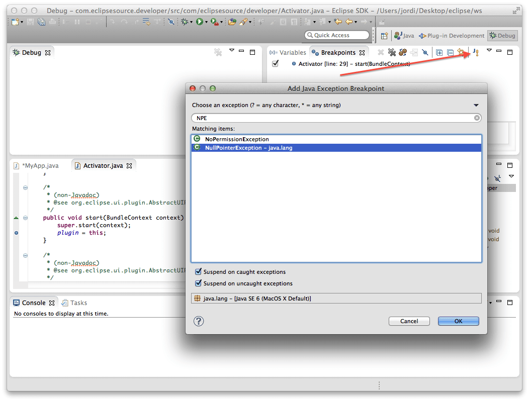 Effective Java Debugging with Eclipse - EclipseSource
