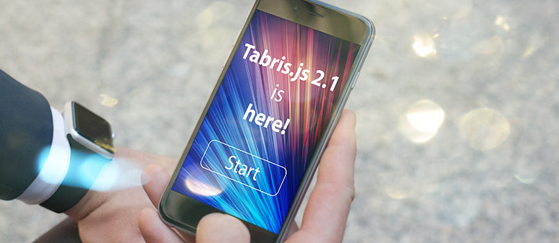 Tabris.js 2.1 is here