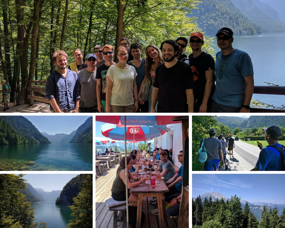 Mountain Office for one week: Our OpenSource Week August 2017