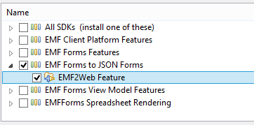 EMF Forms & JSON Forms - EclipseSource