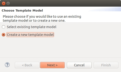 EMF Forms 1.16.0 Feature: Improved Template Model Tooling